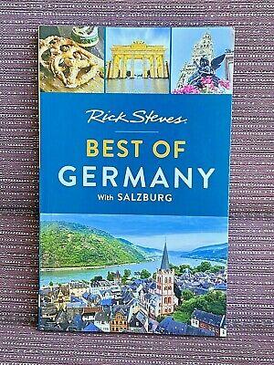 Rick Steves Best of Germany NEW