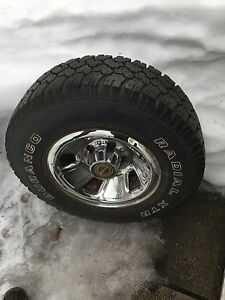 Roues jantes Ford  F150