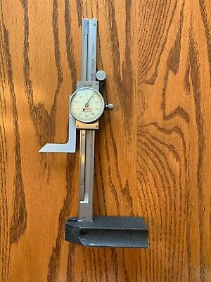 New Never Used Starrett 250-6 Dial Height Gage  No Box