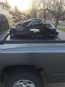 Thule Quest roof top cargo carrier