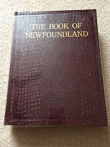 The Book of Newfoundland Volumes 3 and 4