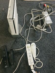Nintendo Wii - For Sale