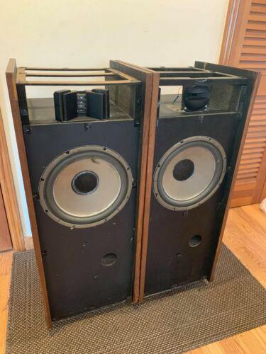 Rare Vintage Fortuna 12 Stereo Speakers