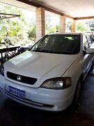 2003 Holden Astra Sedan Barragup Murray Area Preview