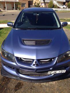 Mitsubishi lancer evolution 8 viii evo 8 Smithfield Parramatta Area Preview