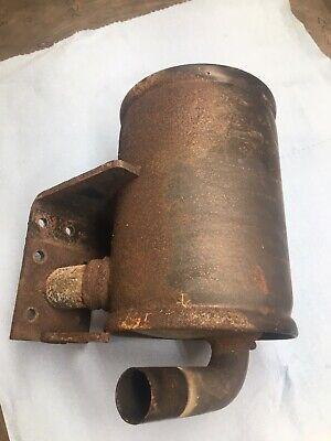 Yanmar 3tnv70 Muffler Diesel 3 Cylinder Diesel Exhaust Generator Excavator
