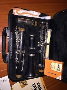 Yamaha 250 YCL250 clarinet Rockdale Rockdale Area Preview