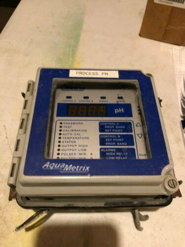 Aquametrix 2220P-1-B-1 Conductivity Analyzer Controller