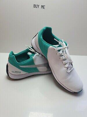 PUMA   Mercedes AMG Petronas  Men's Trainers F 1 Sneaker. Adult Sz 8.5 UK.Used
