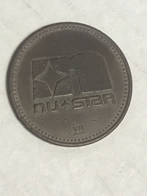 NuStar Car Wash Token