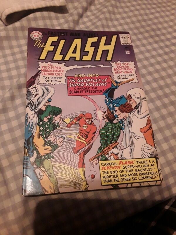 The Flash #155 FN 6.0