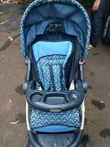 Graco stroller Asquith Hornsby Area Preview