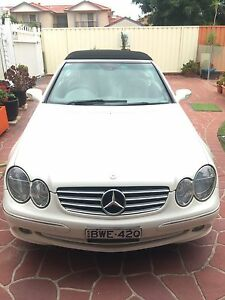 CONVERTABLE MERCEDES CLK 320 for sale! Dolls Point Rockdale Area Preview
