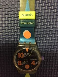 Retro Swatch For Sale