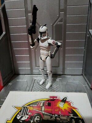 Star Wars The Clone Wars AT-TE Clone Trooper
