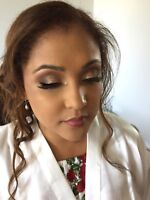 MAKEUP ARTIST FOR WEDDINGS/SPECIAL EVENTS
