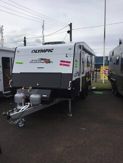 2017 Olympic Javelin X8 Off Road Caravan North St Marys Penrith Area Preview