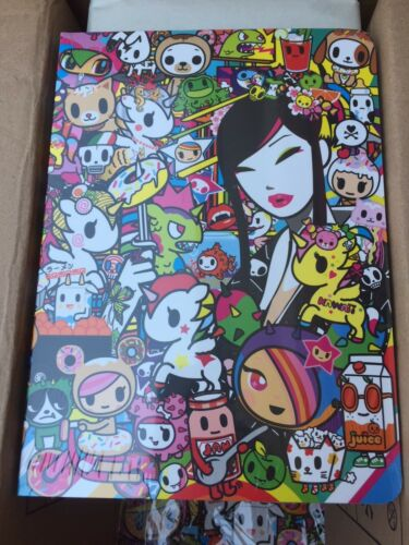 Tokidoki City Softcover Notebook