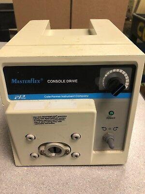 Cole Parmer Masterflex Ls Computerized Drive Peristaltic Pump 7520-50