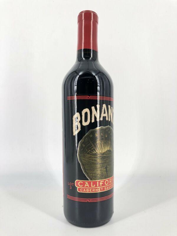12 Bottles Bonanza Cabernet Sauvignon Lot 3 N.V. 750ML