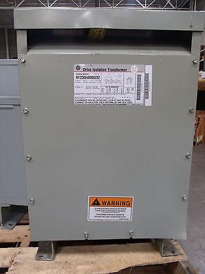 Ge Transformer 15 Kva  9t23q4000g22 Hv 460 Lv 460266