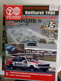 Bathurst motorsport dvd 1980