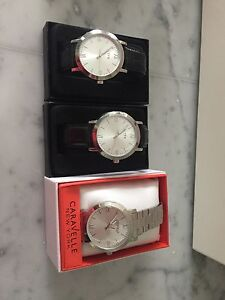 Brand New In Boxes!  3 Watches. Great for Gifts!