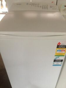 WASHING MACHINE 5.5KG FISHER & PAYKEL TOP LOADER VERY CLEAN Pendle Hill Parramatta Area Preview