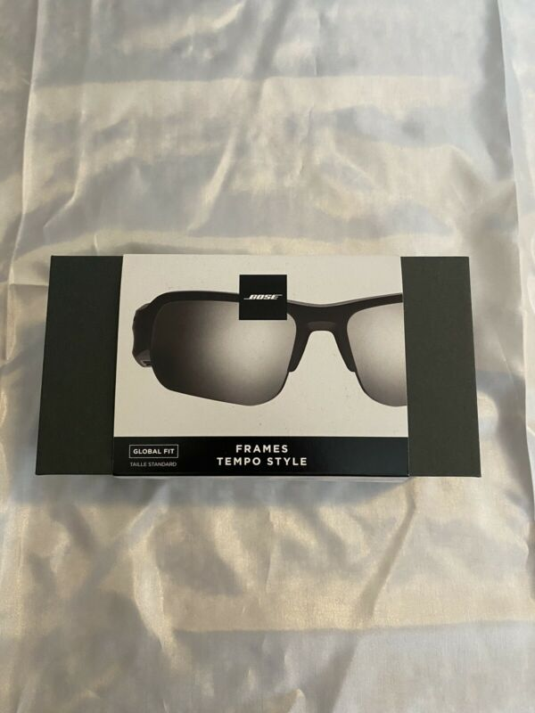 Bose Frames Tempo Bluetooth Audio Sports Sunglasses