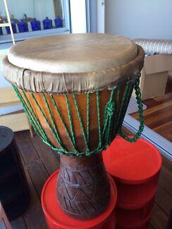 Djembe Hand Drum Mosman Mosman Area Preview