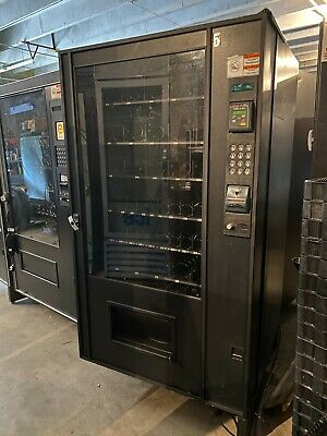 Ams 39 Snack Vending Machine Recycler Plus Credit Card Capable