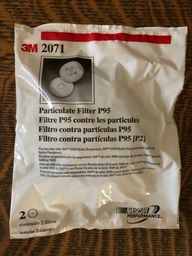3M-Filters-2071,2000 Series-One Pack