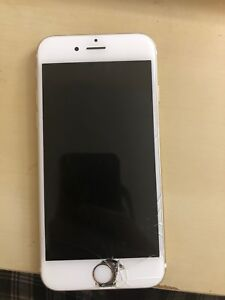 Iphone 6 32GB- Good condition(needs new screen as it is cracked)