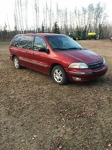 2000 Ford Windstar SLE