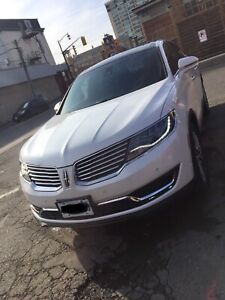 Fully loaded Top of the line Lincoln MKX 2016