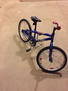 Brand new bike reduced to 150