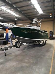 225 HP Mercury, Trailcraft in Immaculate condition, only 118 hrs! Osborne Park Stirling Area Preview