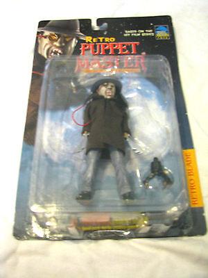 RETRO PUPPET MASTER RETRO BLADE FROM 1999](Puppet Master Blade)