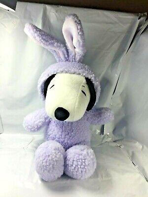 Plush Bunny Costume (Hallmark Peanuts Snoopy Plush 14