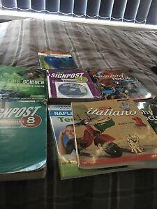 Second hand High School textbooks Glendenning Blacktown Area Preview