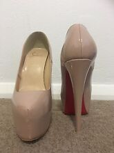 Replica Nude Louboutin Heels Dover Heights Eastern Suburbs Preview