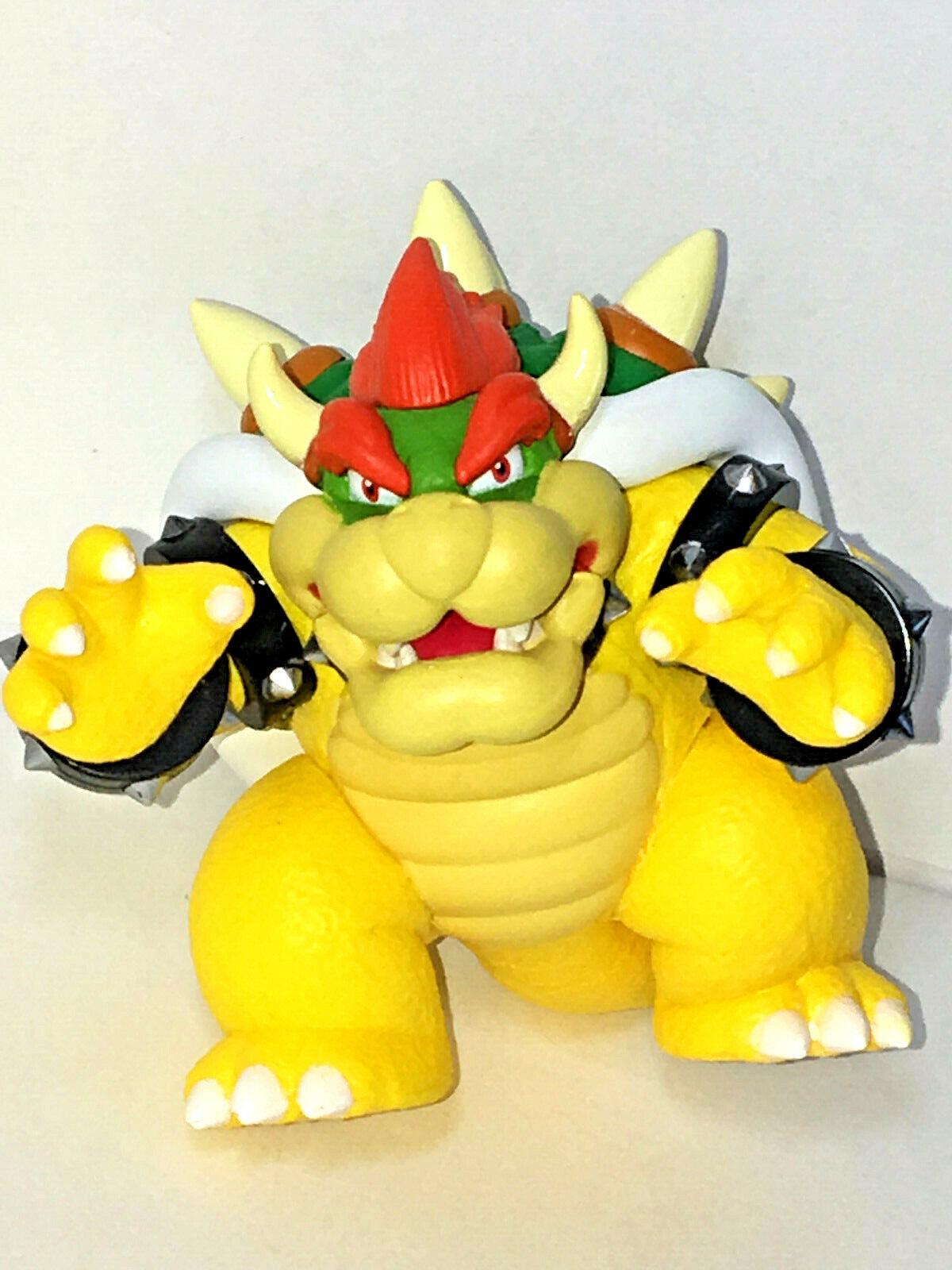HALLMARK Keepsake 2019 BOWSER Nintendo CHRISTMAS ORNAMENT Super Mario Bros LE - $34.99
