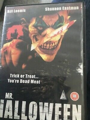 Mr Halloween (DVD, 2009)