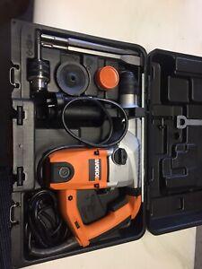 Brand new worx rotary hammer drill