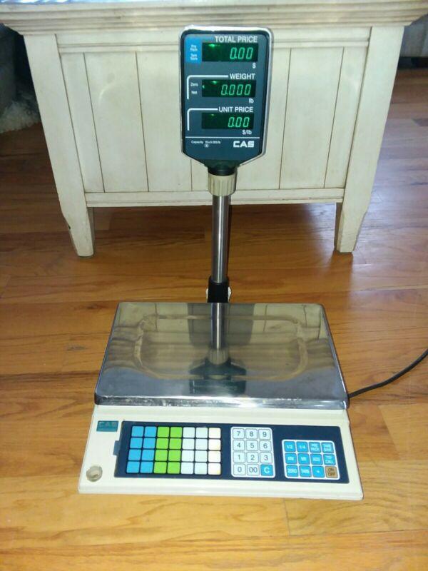 CAS AP-1, Price Computing Scale 15lb