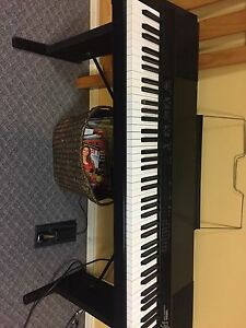 Yamaha Electric Piano PF80 (will trade for acoustic guitar)