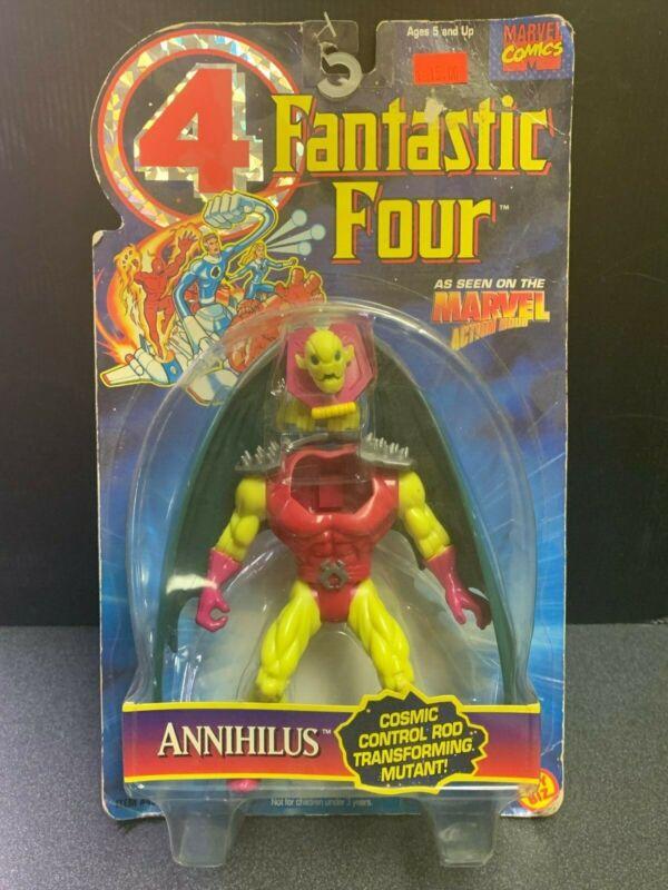 Toy Biz Marvel Fantastic Four Annihilus with Cosmic Control Rod MOC