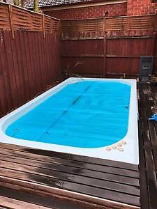 Spa Bath Salt Chlorinated Dingley Village Kingston Area Preview