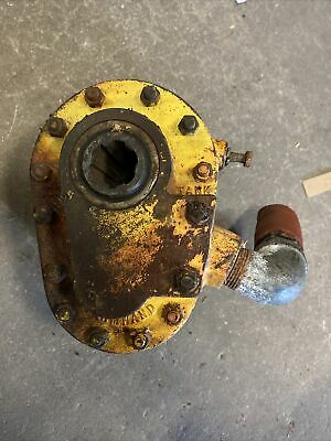 Farmhand Farm Hand Pto Hydraulic Pump Ih Farmall Allis John Deere Ford Case