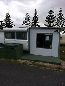 Permanent caravan & annexe Wynn Vale Tea Tree Gully Area Preview
